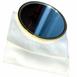 Bvlgari Bulgari Make Up Mirror Compact Brand NWT